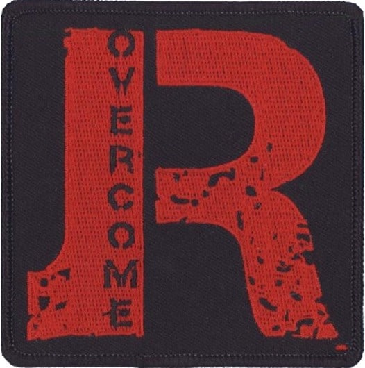 Jason Redman Overcome Patch