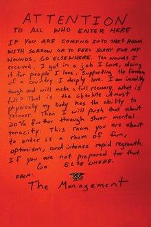 Sign on the Door Postcard