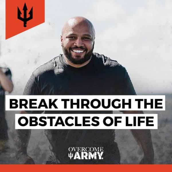 Shawn Lopez Overcome Army